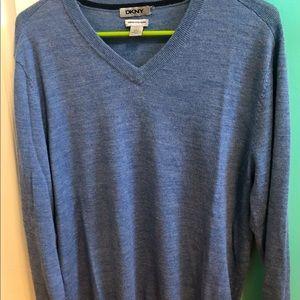 Men's DKNY sweater